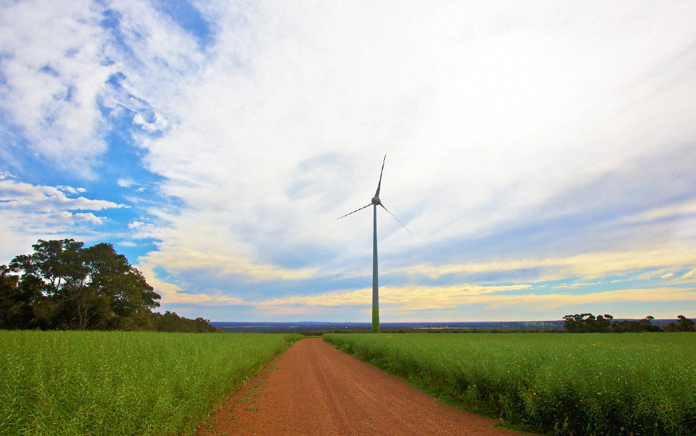 AER Generation - Mt Barker Wind Farm