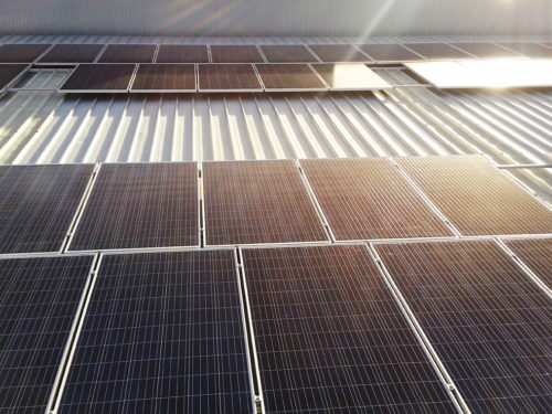 AER Solar Project - Mondello Group