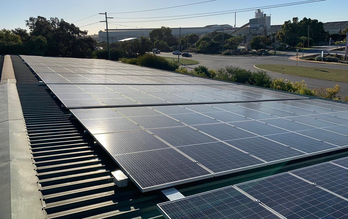 Coogee-Chemicals-solar-panels