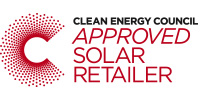 Clean Energy Council Approved Solar Retailer Logo