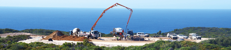Services - Ground work